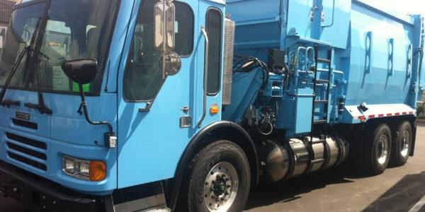 side loader garbage truck | Utilimarc spotlight blog