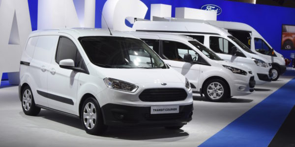 Fleet Benchmarking Study: Ford Transit Connect | Utilimarc Blog
