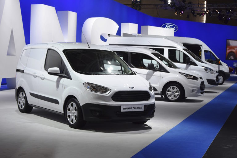 Fleet Benchmarking Study: Ford Transit Connect   Utilimarc Blog