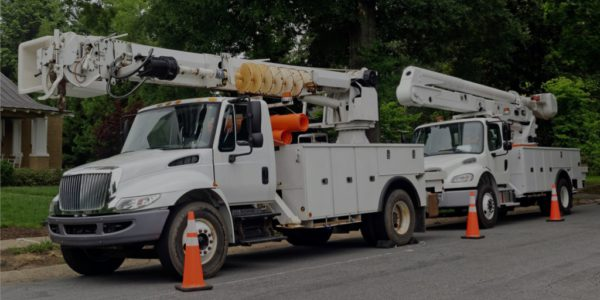 The Battle of the Light Duty Bucket Truck | Utilimarc Blog