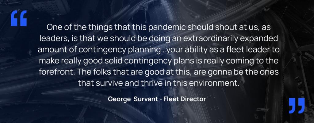 Data Application Understanding for Smarter Fleet Management Strategy | Gretchen Reese Interviews George Survant for Utilimarc Fleet FYIs
