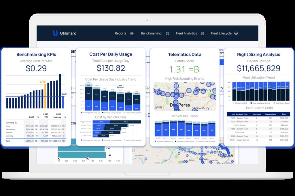 Utilimarc Business Intelligence Platform Newly Launched