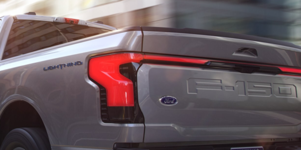 What will the new Ford F-150 Lightning electric pickup mean for fleets? | Utilimarc Blog